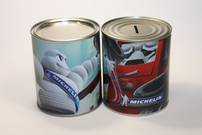 Michelin can